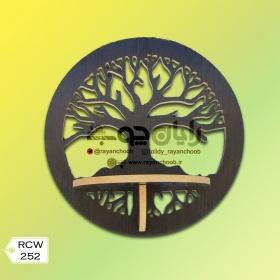 طاقچه درخت